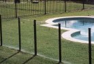 Arthurville Glass fencing 10
