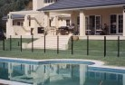 Arthurville Glass fencing 2