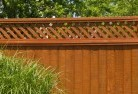 Arthurville Wood fencing 14