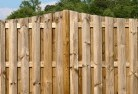 Arthurville Wood fencing 3